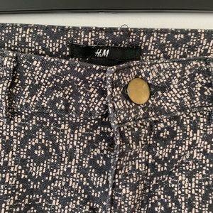 Size 8 H&M pants